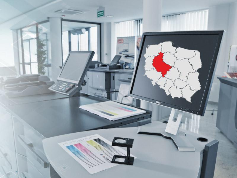 Dni Otwarte DKS Poznań (Poligrafia, CAD&GIS)